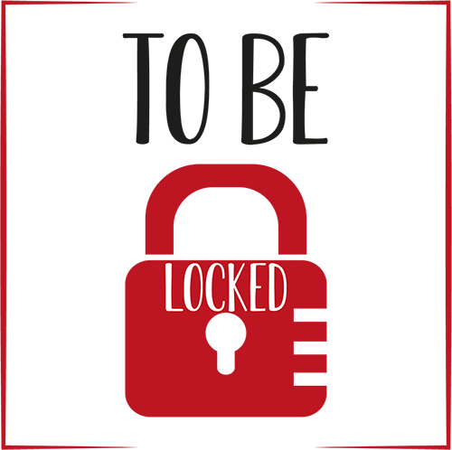 Tobelocked Logo